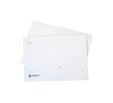 Envelope II-III NP C5 white SCL or with the SCL prompt
