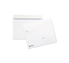 Envelope II-III NP C4 white SCL or with the SCL prompt